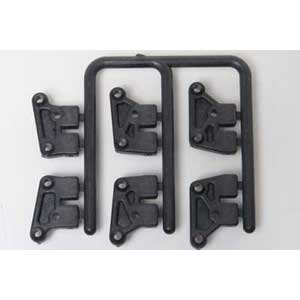 SP12X/10X/F1 WC Upper suspension mounts (3 prs)