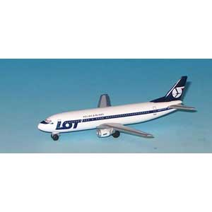 Boeing 737-400 LOT Polish Airlines (1/500)