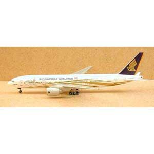 Boeing 777-200 Singapore Airlines Jubilee (1/400)