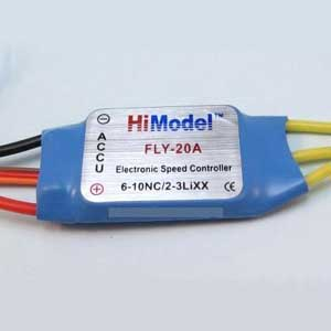 20A FLY Brushless ESC