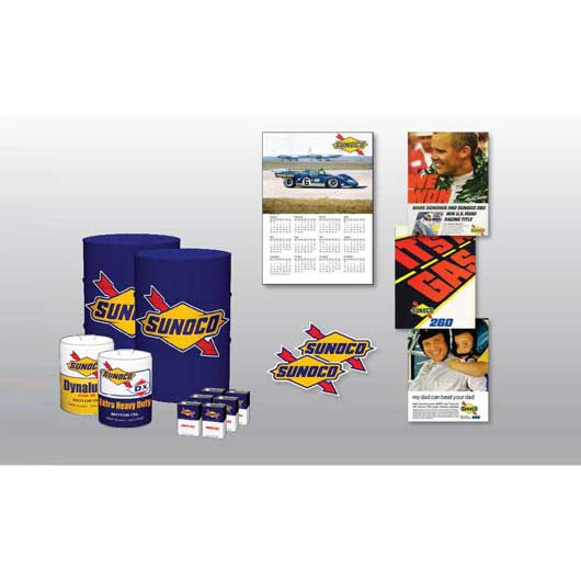 Sunoco Oil Pack (1/18)