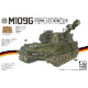 German Self-Propelled Howitzer M109G 155mm /L23 Howitzer (1/35)
