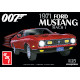 Ford Mustang Mach I 1971 - James Bond 007 (1/25)
