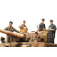 German Panzer Tank Crew (Normandy 1944) (1/35)