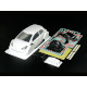 Painted Body Set Toyota Yaris WRC 1/10 190mm